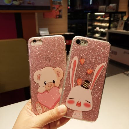 Coque de protection Iphone 6/Plus Lapin