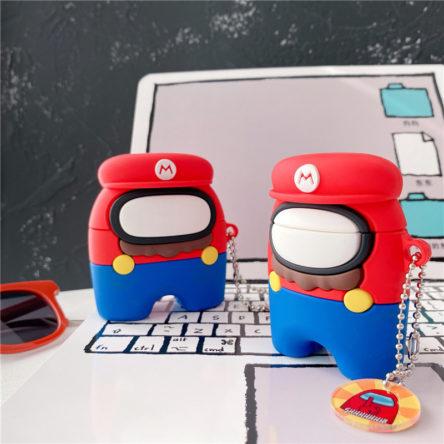 Coque airpods 1&2 et Pro Super Mario Bros