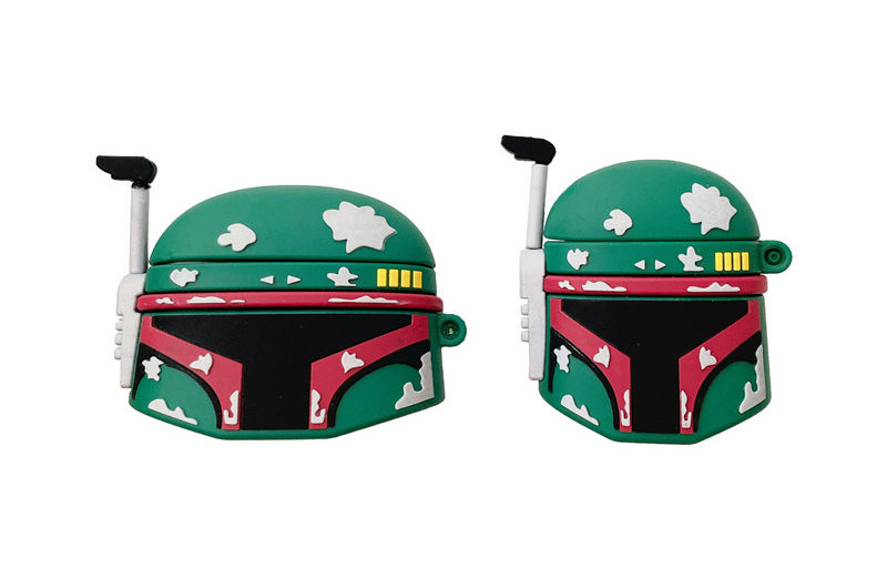 Coque de protection Airpods 1&2 Pro Stars Wars Helmet