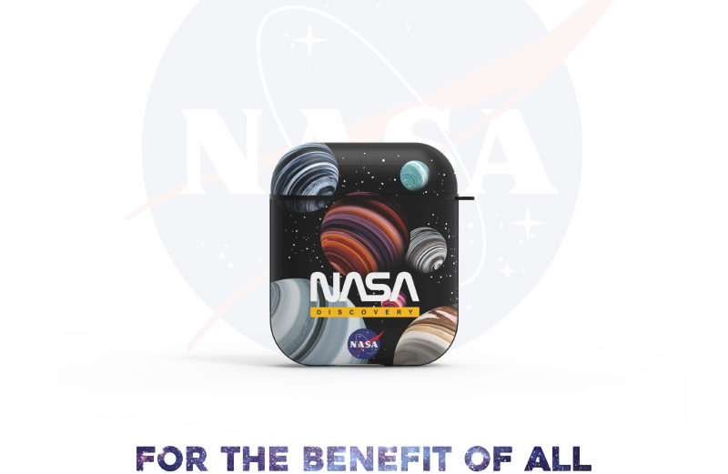 Coque de protection Nasa Airpods 1&2
